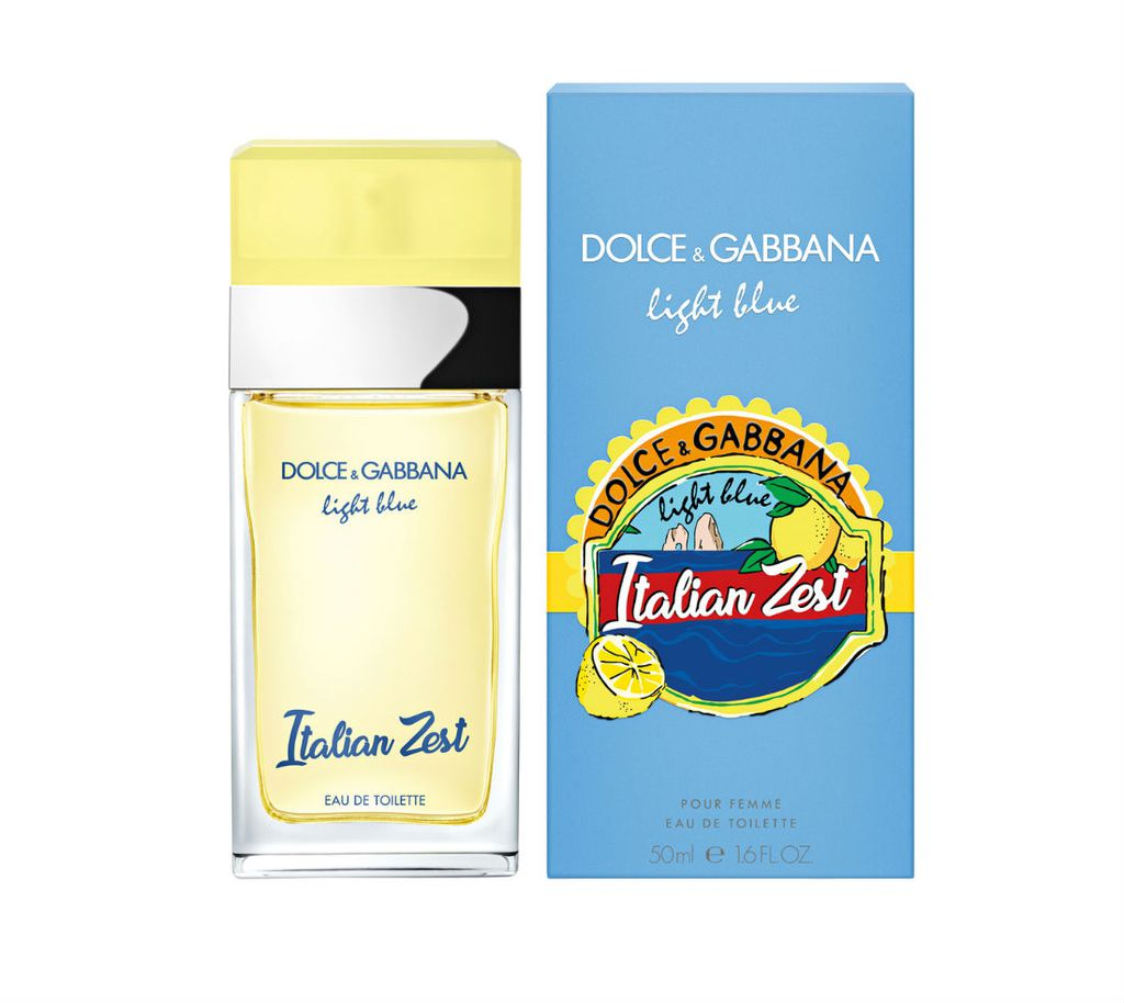 Dolce & Gabanna novi ljetni miris \'Light Blue Italian Zest\' za žene