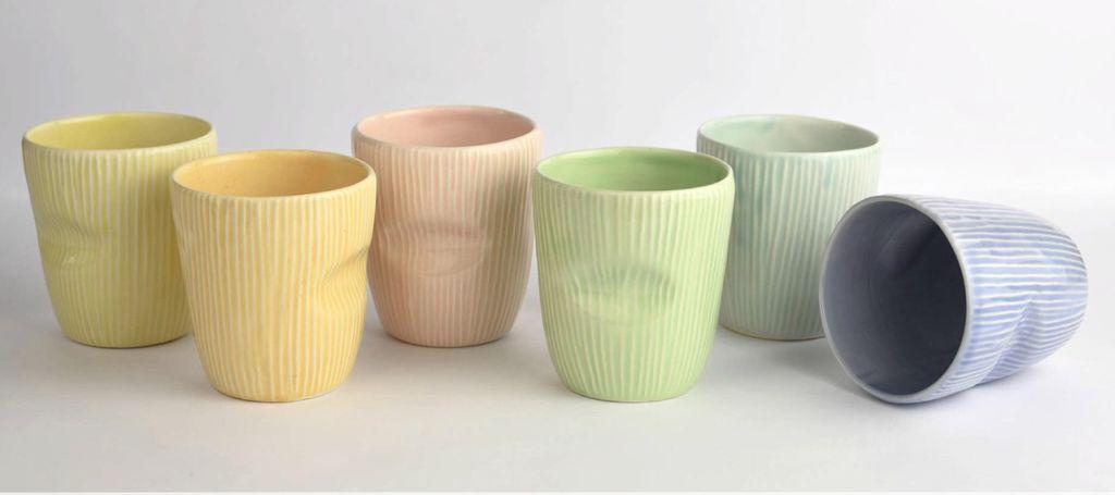 Šalice brenda Krakle Keramika