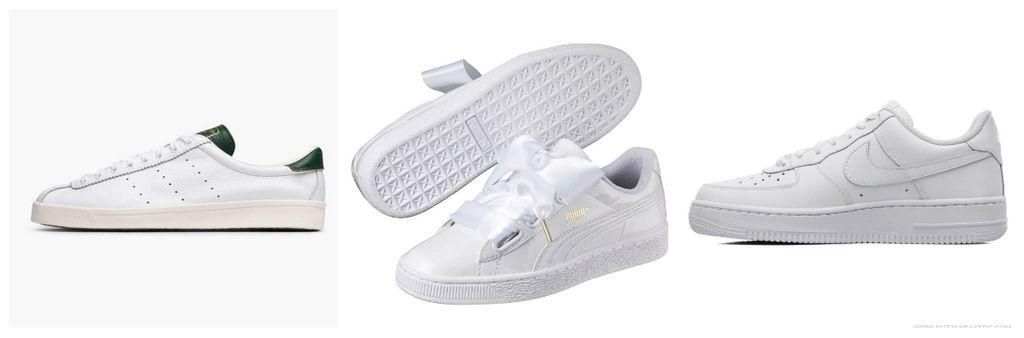 Adidas Lacombe, 749,00 kn, Puma Basket, 689,00 kn, Nike Air Force, 769,00 kn, Buzz Sneaker Station