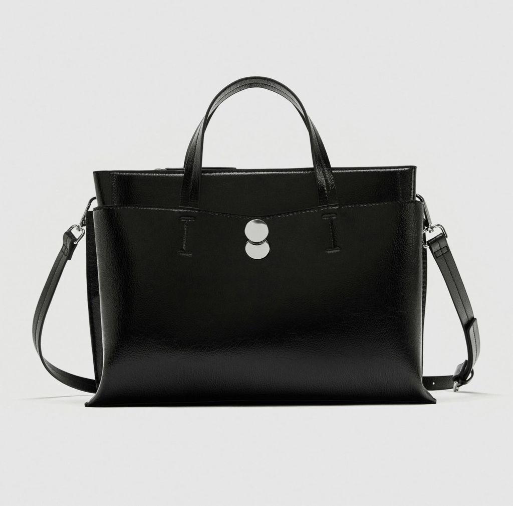 Zara, crna torba