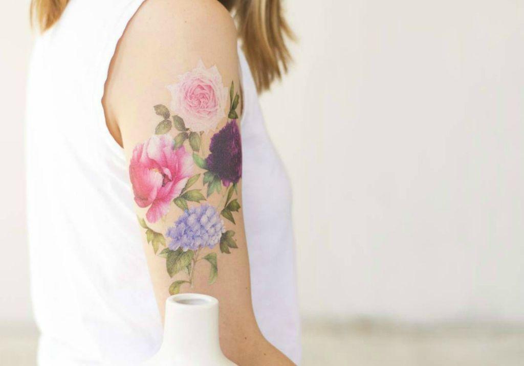 Tattly privremene tetovaže