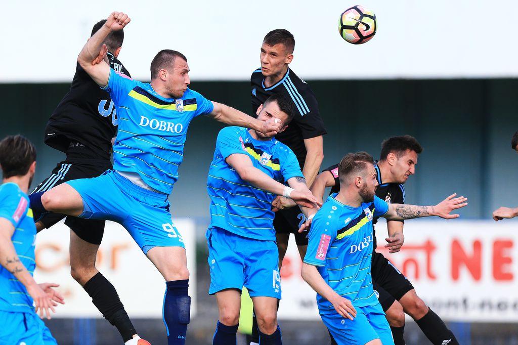 Cibalia - Dinamo (Foto: Davor Javorović/PIXSELL)