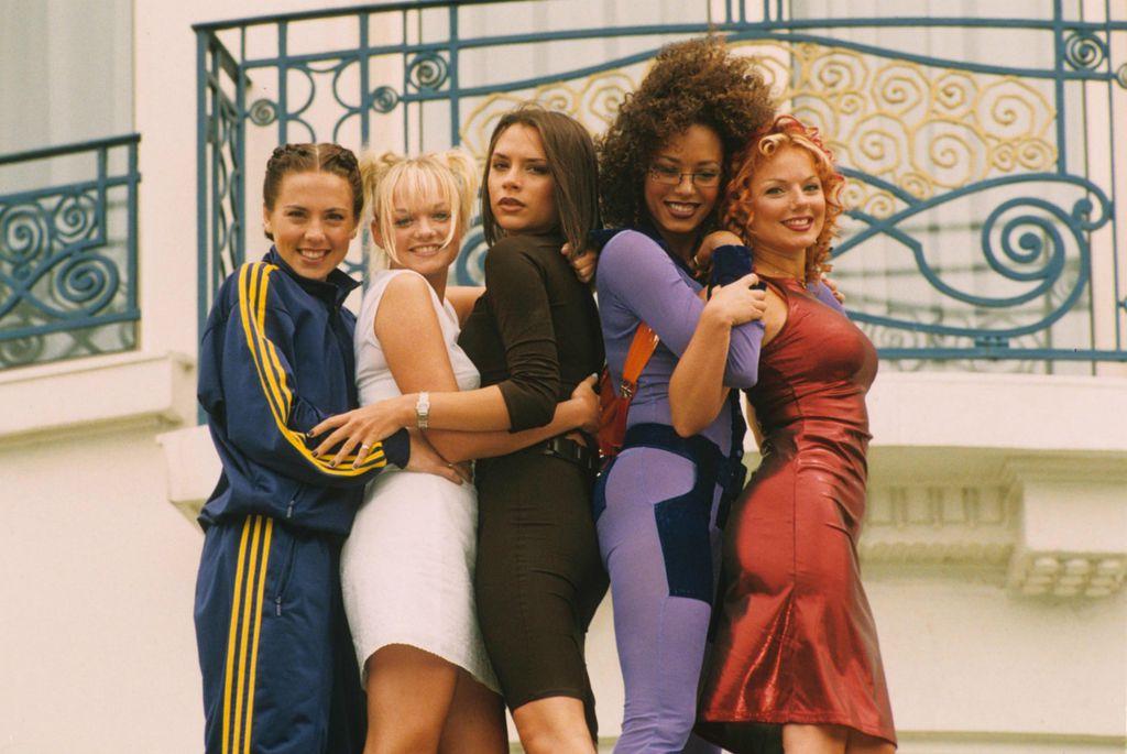 Victoria u danima najveće slave s grupom Spice Girls