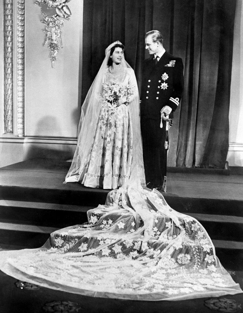 Vjenčanje Elizabete II.