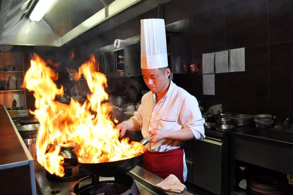 Vatreni wok