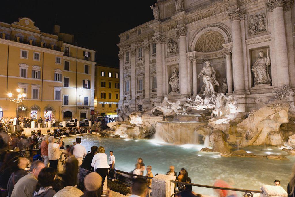 Fontana di Trevi - 2