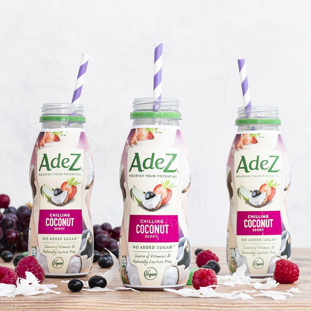 AdeZ biljni napitak od kokosa sa šumskim voćem