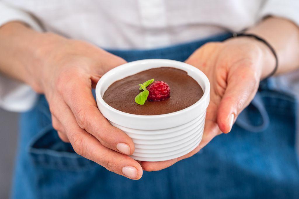Čokoladna kremica od prosa