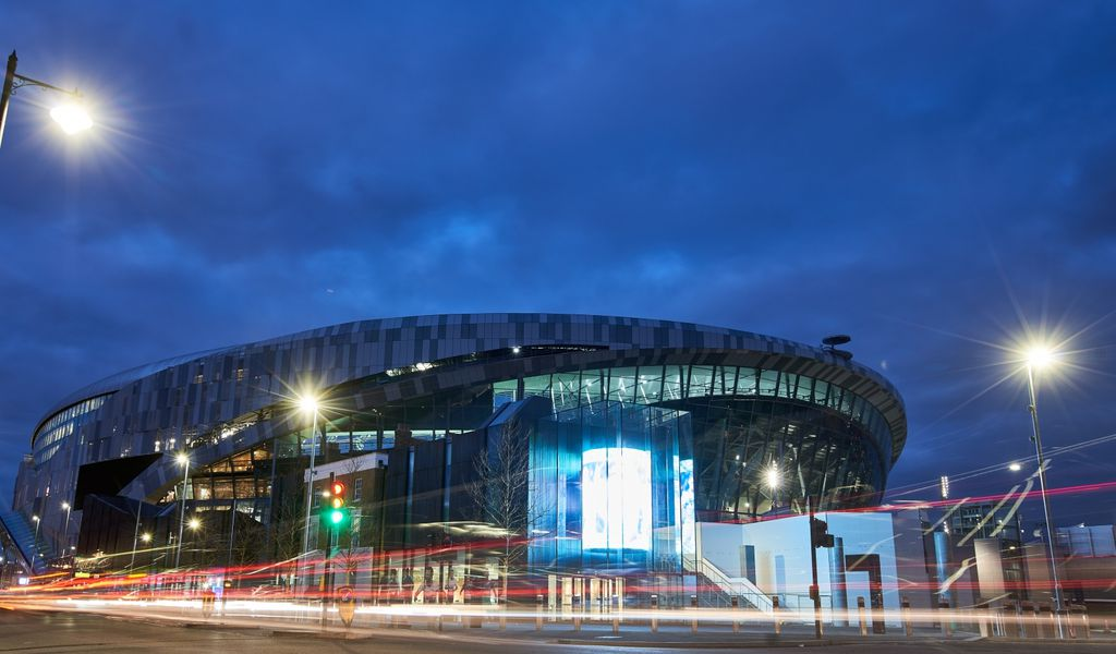 Tottenhamov novi stadion (Foto: John Walton/Press Association/PIXSELL)