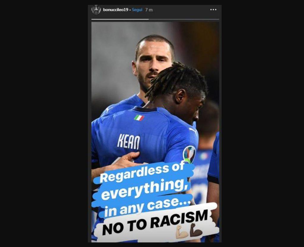 Bonuccijeva objava na Instagramu (Foto: Instagram)
