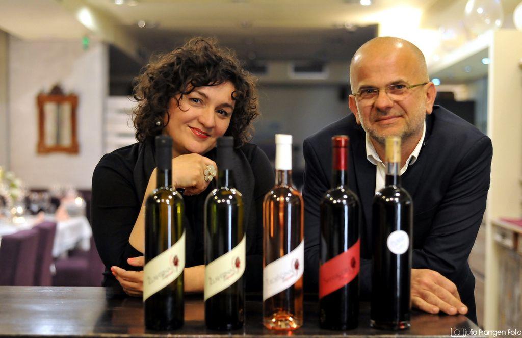 Marija Vukelić i Ivica Dobrinčić