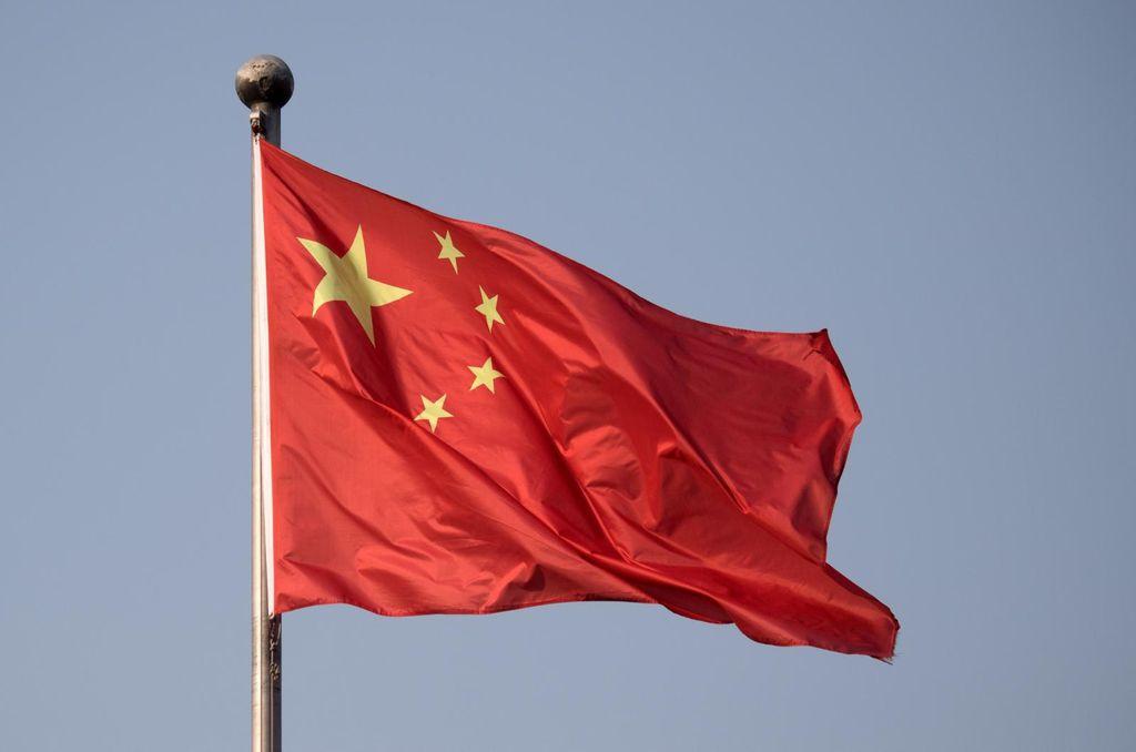 Kineska zastava (Foto: Ralf Hirschberger/DPA/PIXSELL)