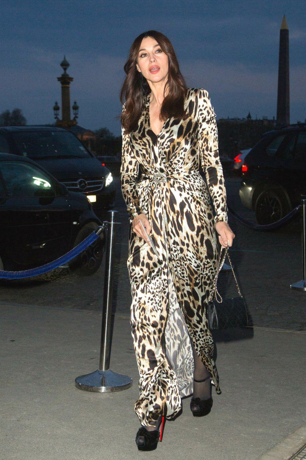 Monica na večeri francuskom magazina Madame Figaro