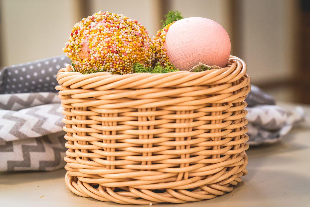Pastelno- zlatna uskrsna jaja na tri načina - 1