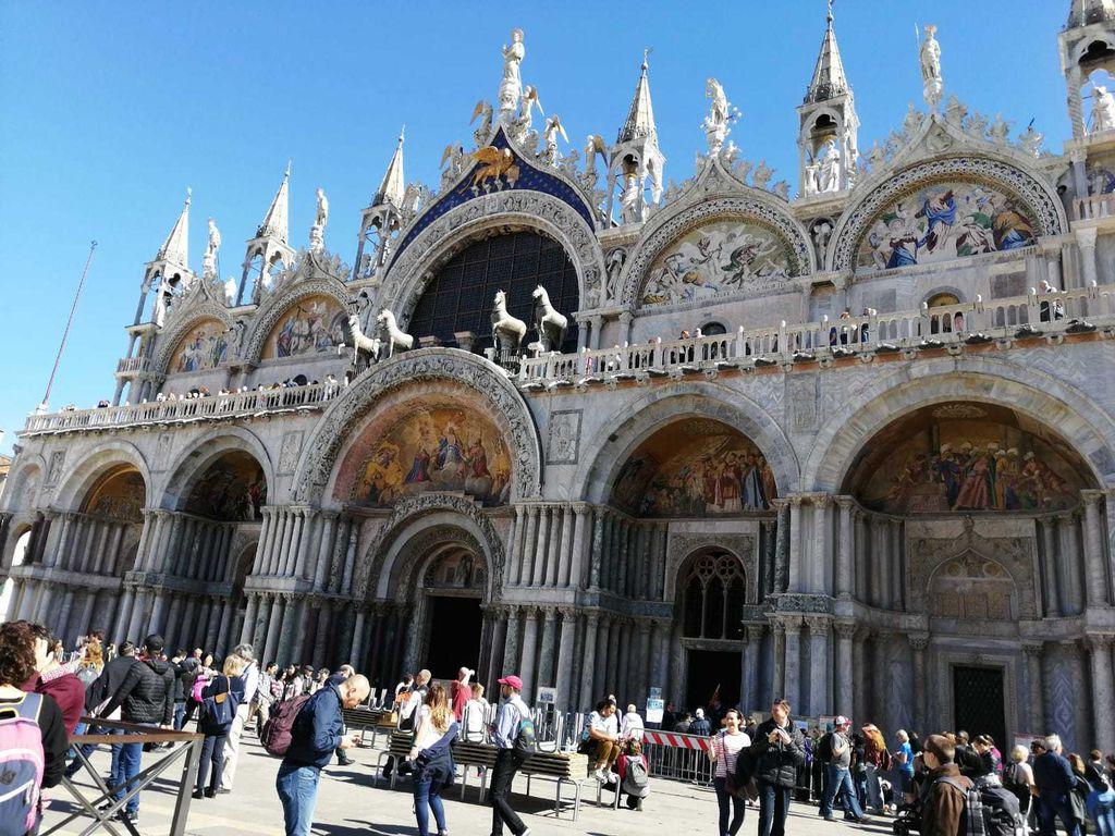 Venecija - Bazilika svetog Marka