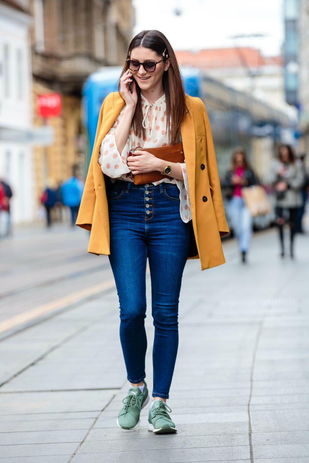 Street style izdanje Antonele Gaure