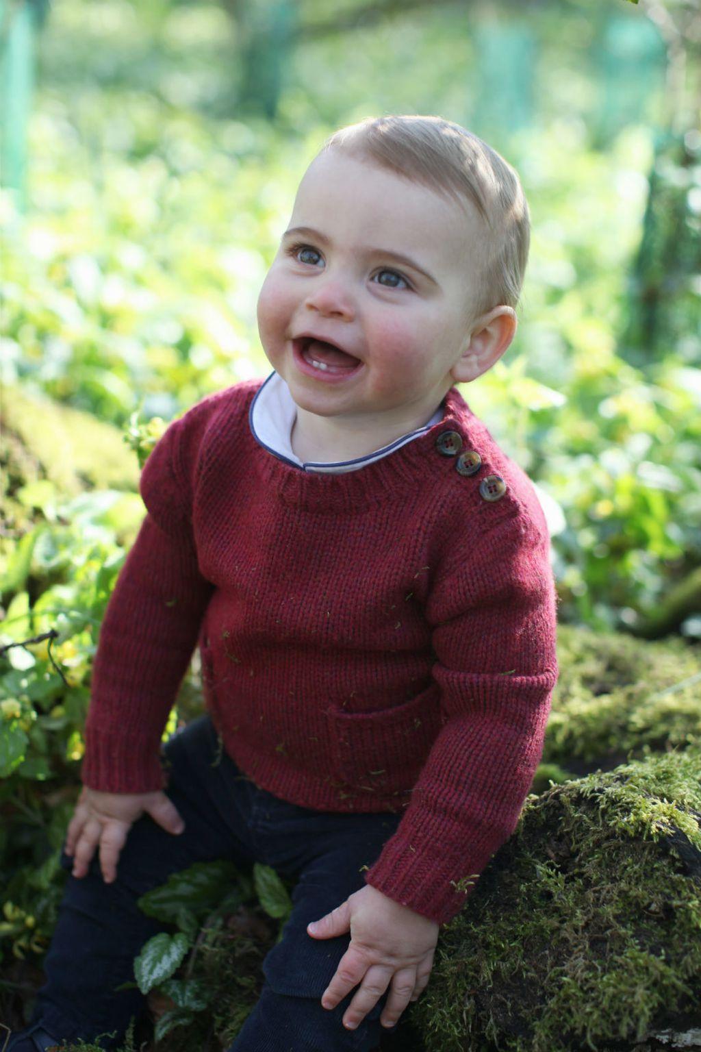 Princ Louis slavi prvi rođendan - 3