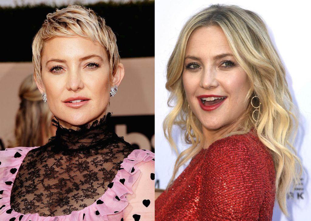 Slavne žene koje dobro izgledaju s kratkom i dugom kosom - 7