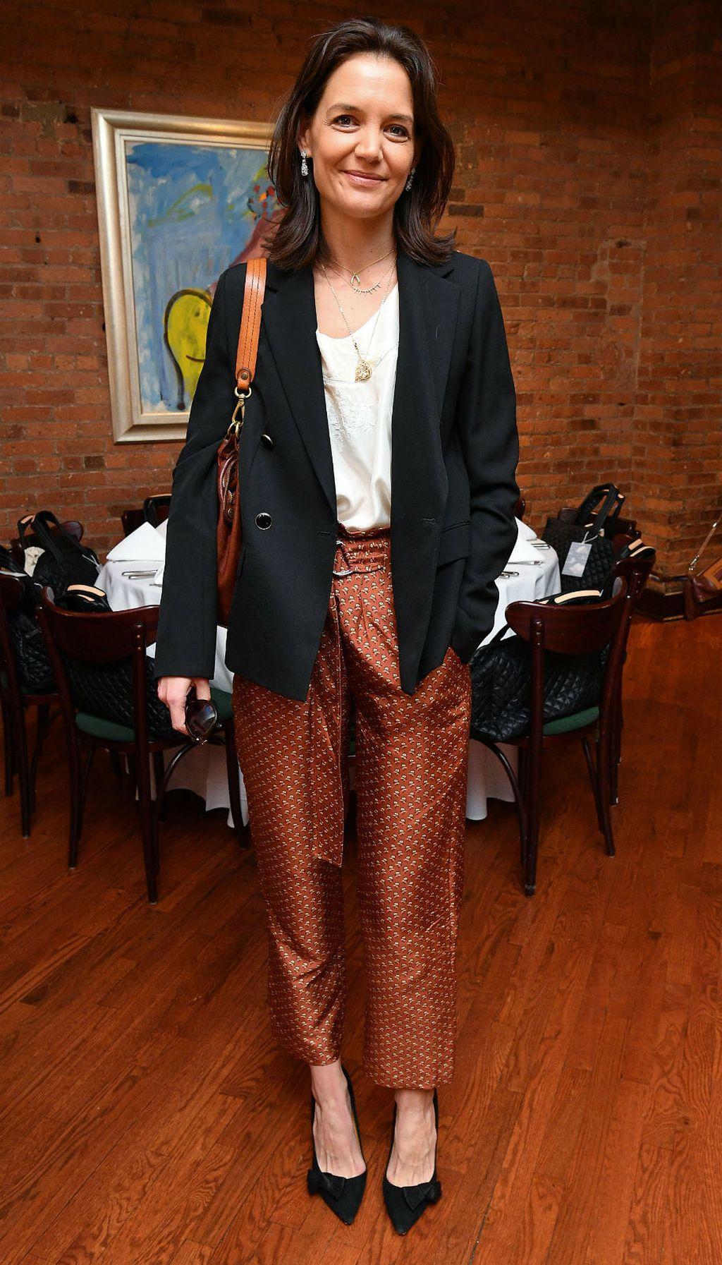 Katie Holmes u hlačama zbog kojih zaboravljamo i na omiljene skinny modele - 5