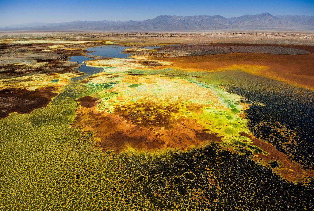 Danakilska pustinja - 2