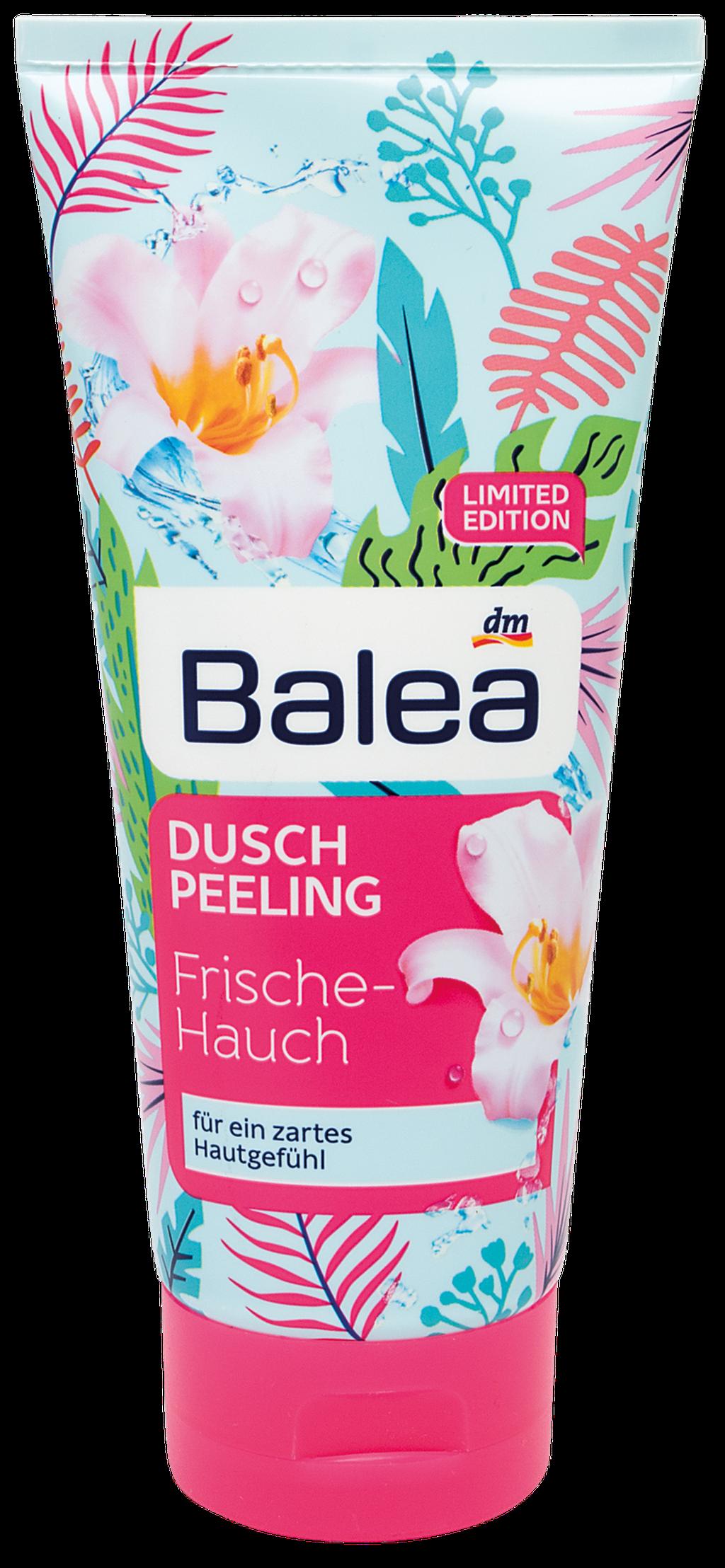 Balea piling za tuširanje proljetno cvijeće 200 ml, 9,90 kuna