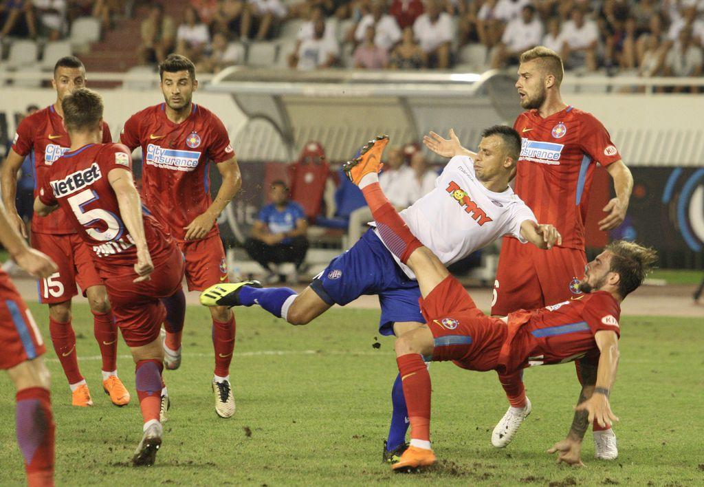 Hajduk - Steaua (Photo: Ivo Cagalj/PIXSELL)