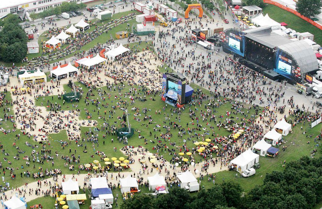 Festival u Donauinselu
