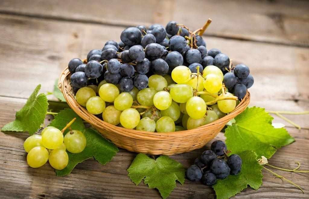 Jedite grožđe