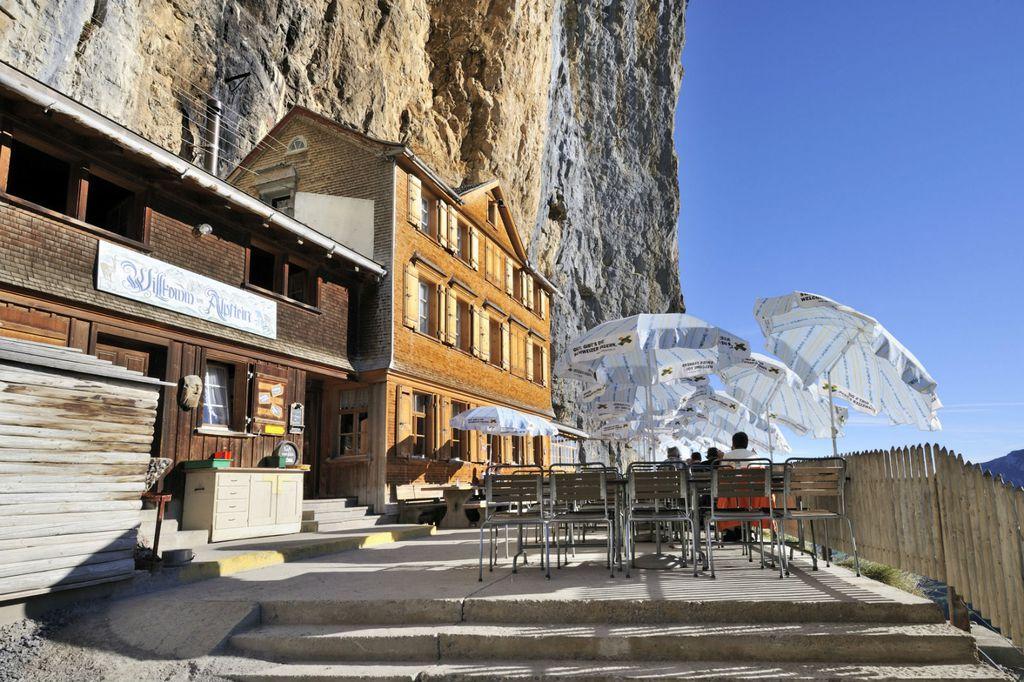 Restoran na 1500 metara nadmorske visine