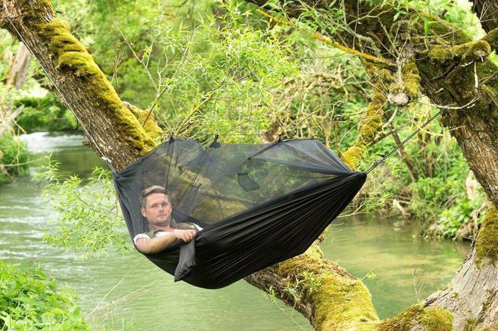 Hammock s mrežom za komarce - 1