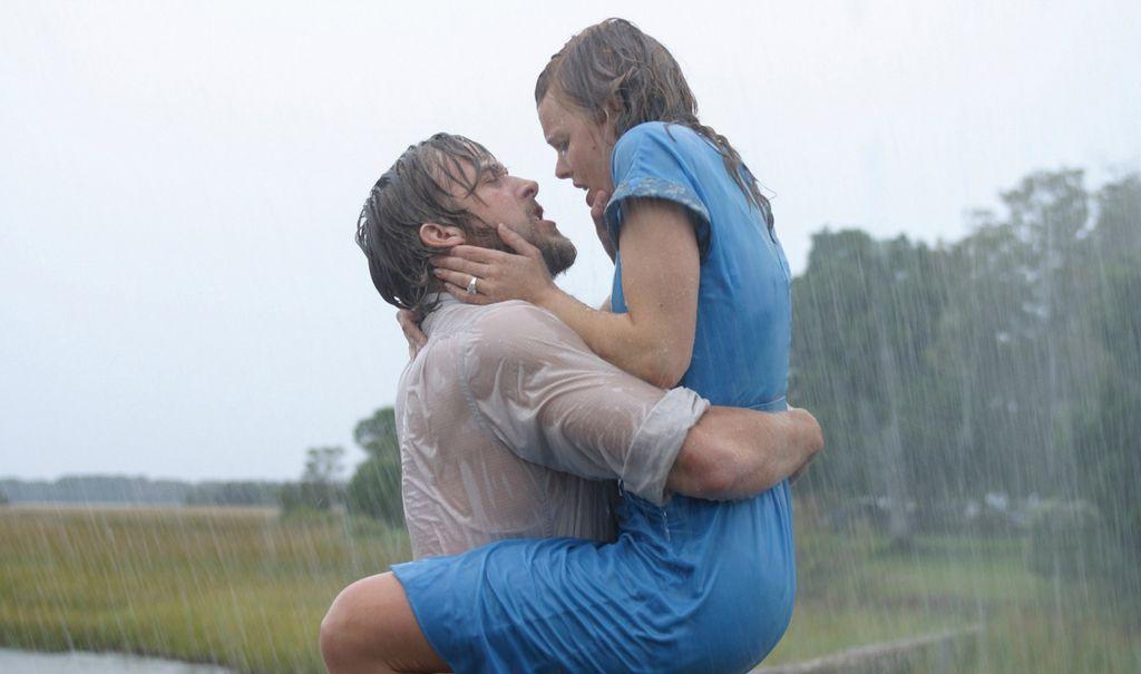 Rachel McAdams i Ryan Gosling u filmu The Notebook - 6