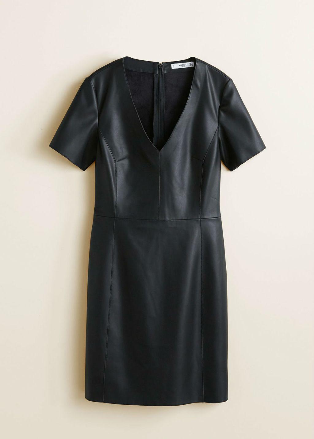 Mala crna haljina iz trgovina - 4