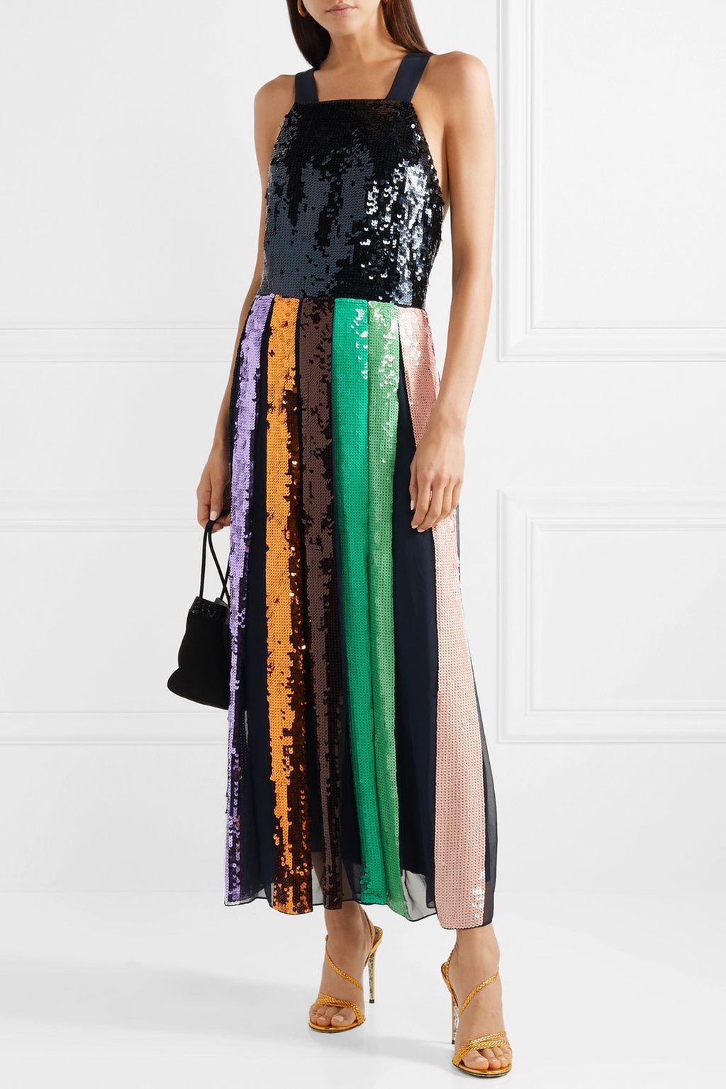 Haljina modnog brenda Tibi