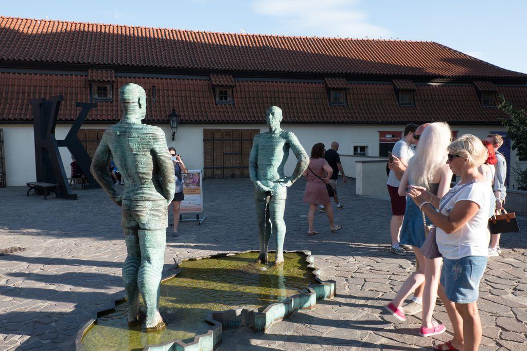 Skulpture u Pragu - 4