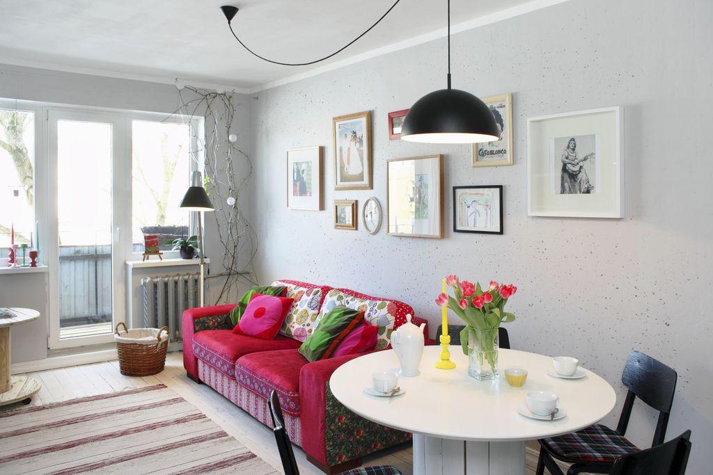 Ideje za uređenje doma u toplim bojama - 10