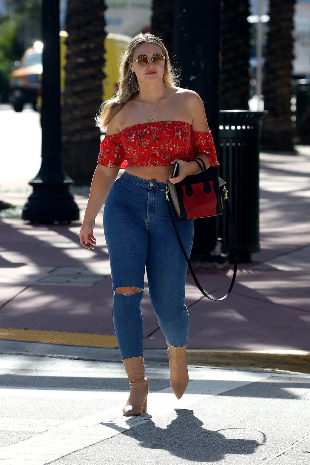 Poznate žene u skinny trapericama - 2