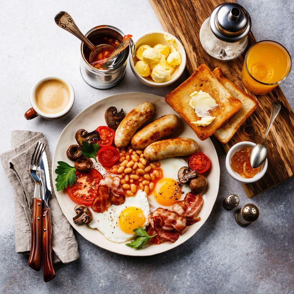 Engleski doručak - 2