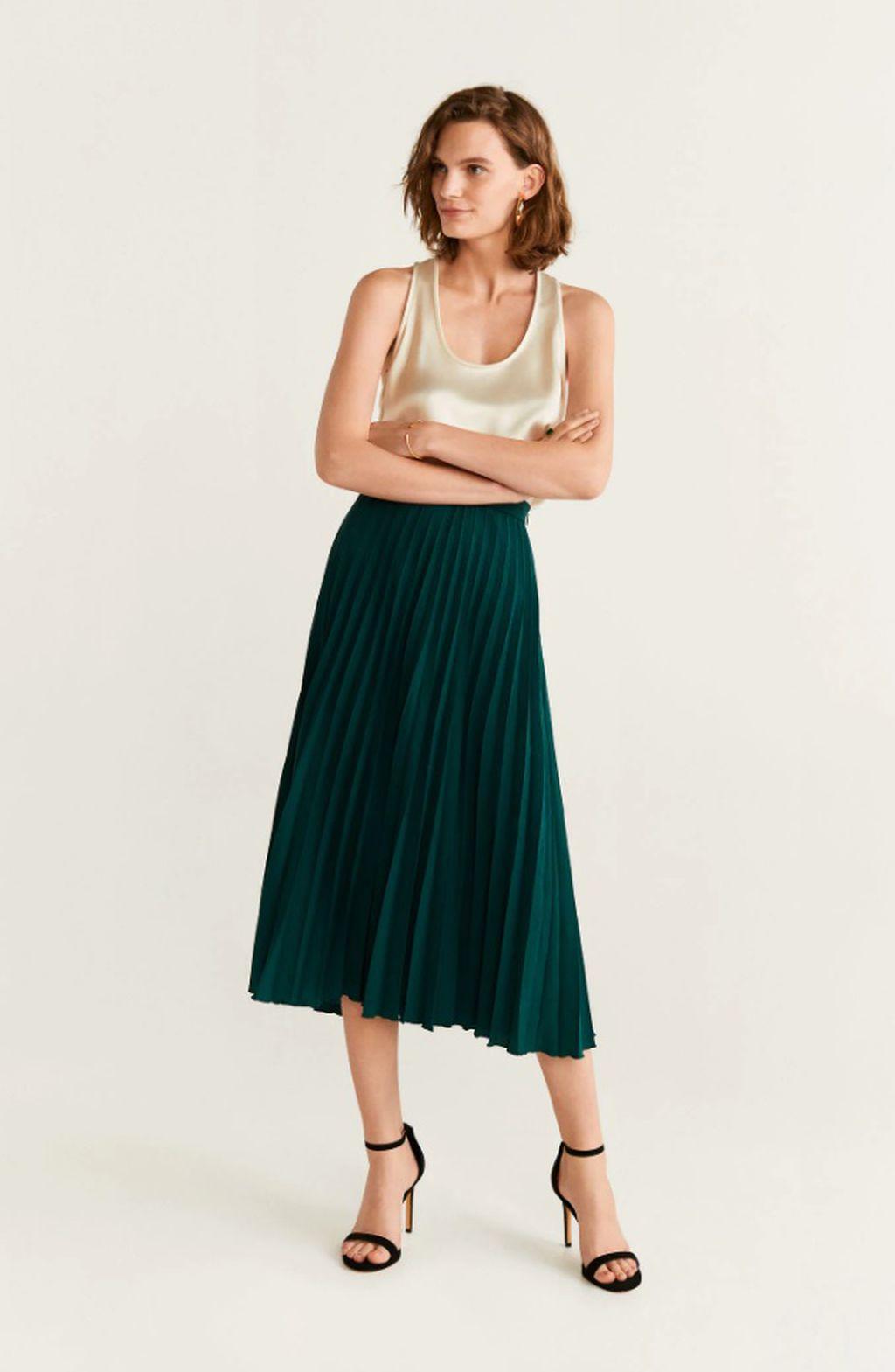 Mango plisirana suknja, 249,90 kn