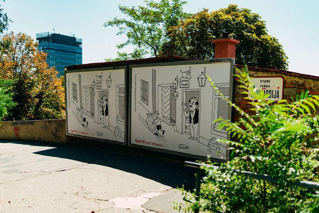 Počelo je drugo izdanje umjetničkog projekta Okolo