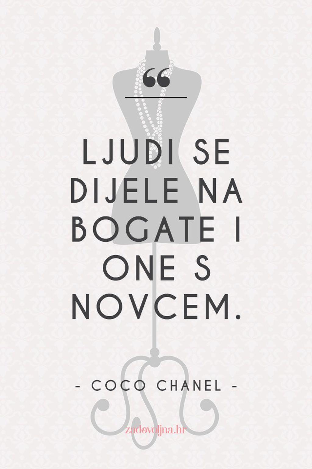 Citati dizajnerice Coco Chanel nadahnjuju žene već desetljećima - 3