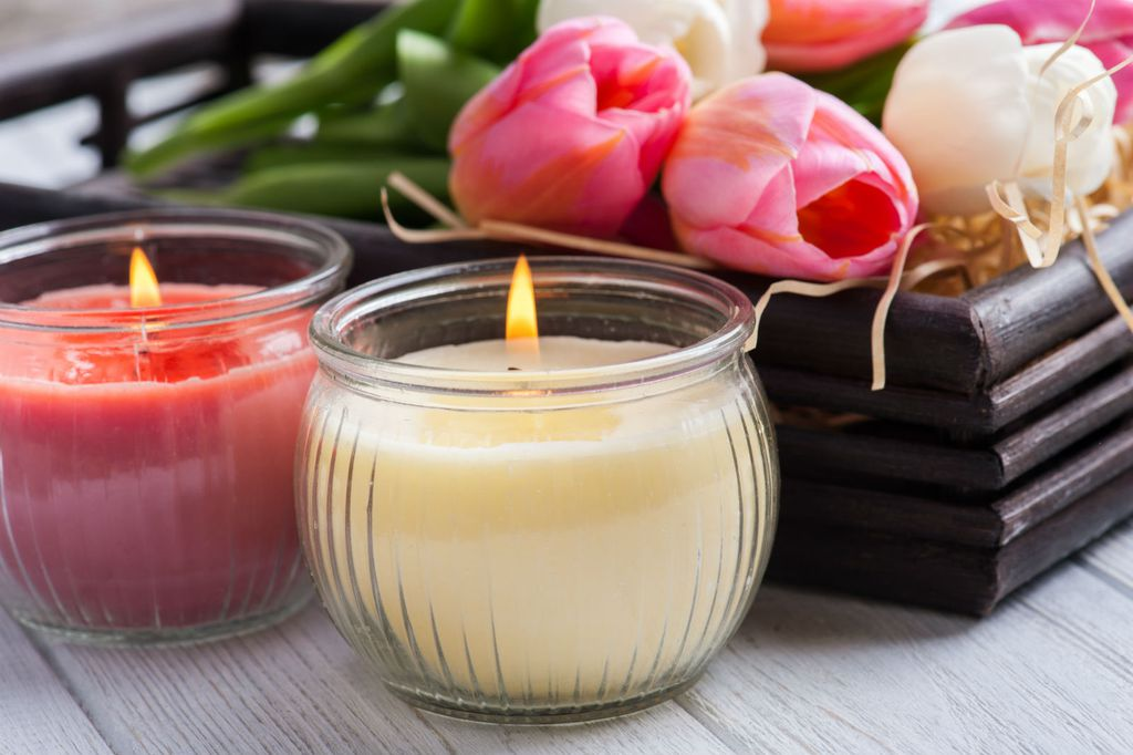Kada kupujete svijeću odaberite miris koji osoba voli
