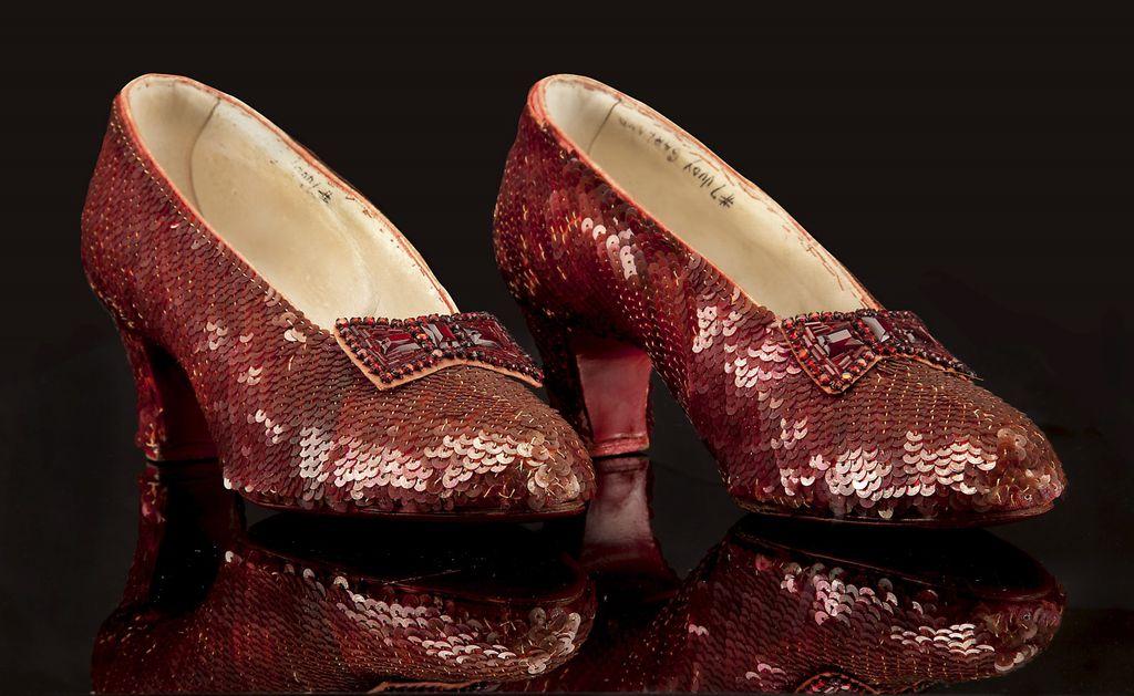 Crvene cipele iz filma \'Čarobnjak iz Oza\'