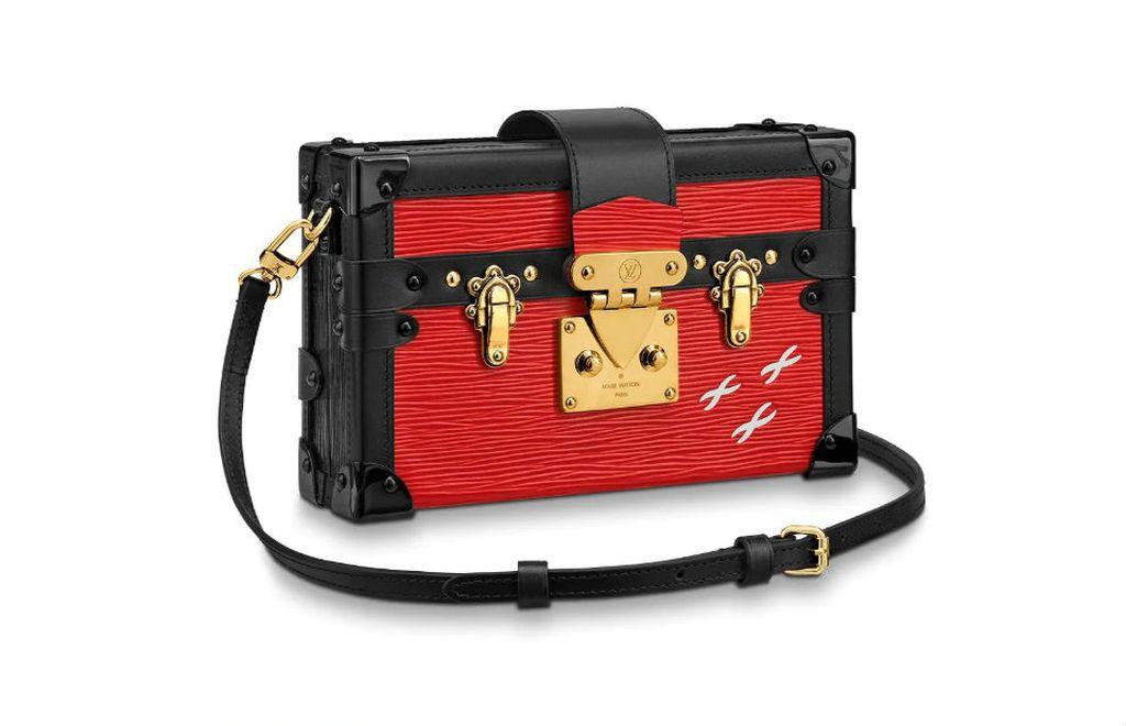 Pettie Malle torbica modne kuće Louis Vuitton