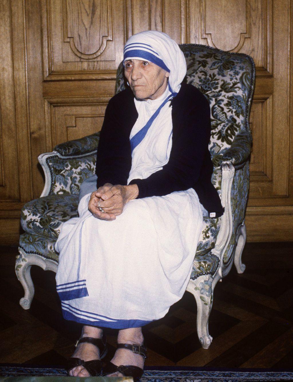 Majka Terezija 2016. godine proglašena je svetom