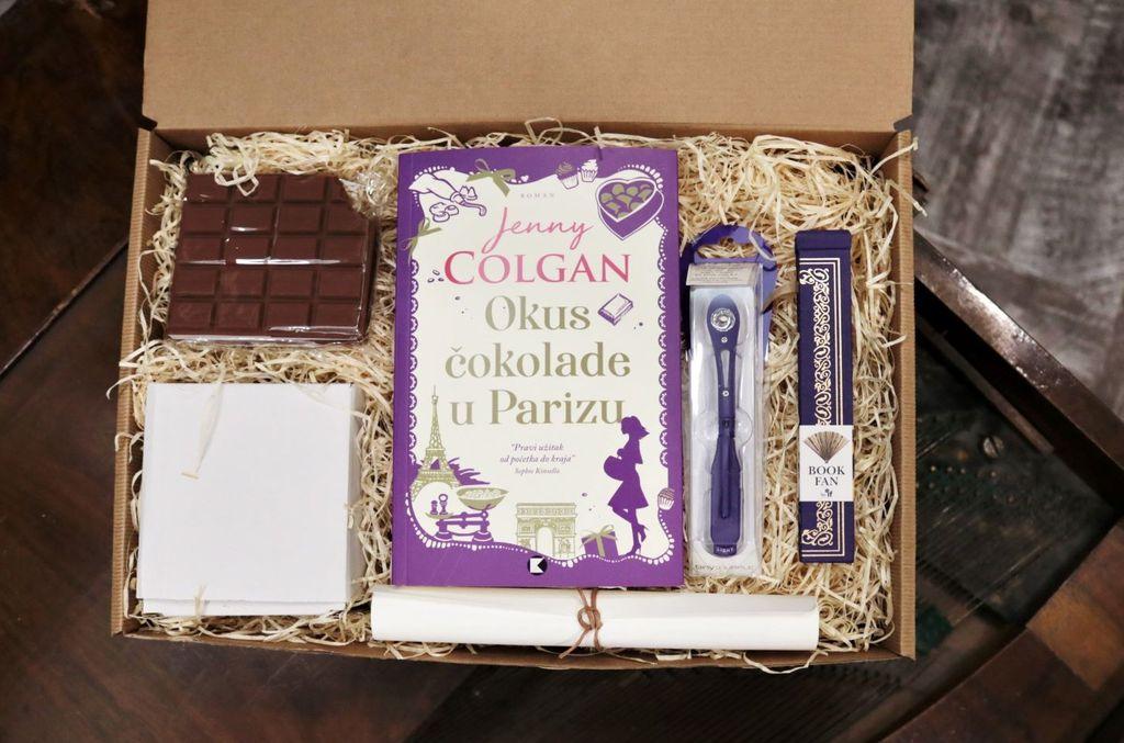 Svaka kutija krije knjigu i sitnice iznenađenja - 2