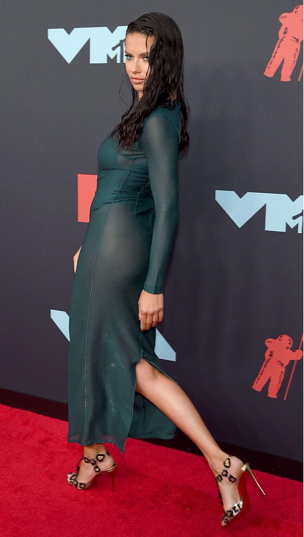 Adriana Lima u mokroj haljini na dodjeli nagrada MTV VMA - 1