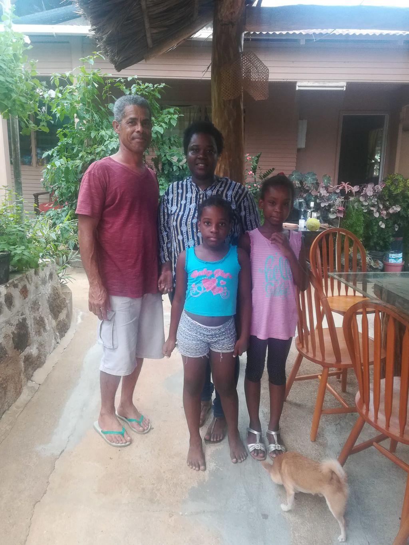 Geralda i njezina obitelj