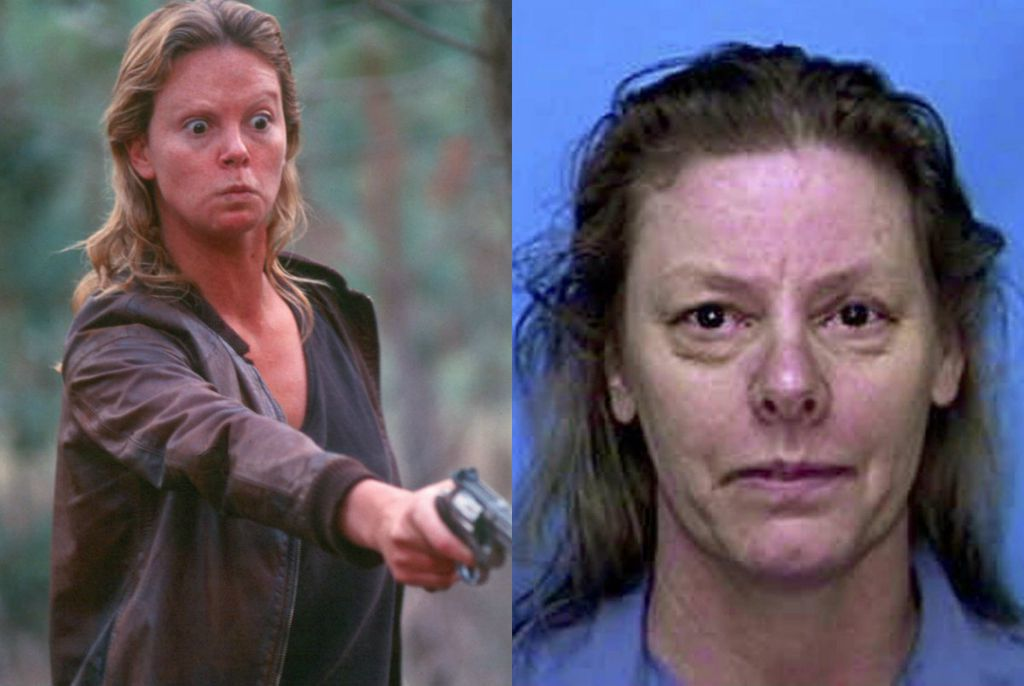Charlize Theron/Aileen Wuornos