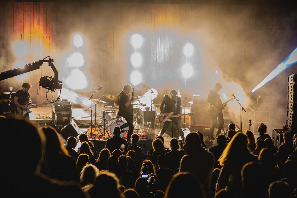 Ekskluzivna snimka koncerta indie rock benda Jonathan