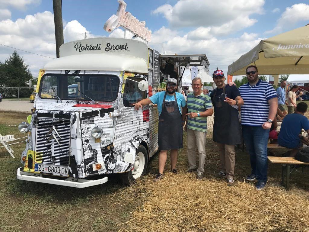 Nekić Trucks - Deda Ljubo iz Lovrana i njegov unuk